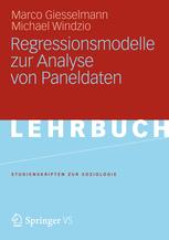 Regressionsmodelle zur Analyse von Paneldaten