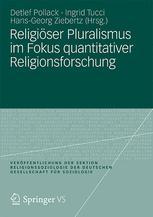 Religiöser Pluralismus im Fokus quantitativer Religionsforschung
