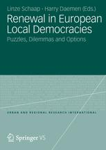 Renewal in European Local Democracies