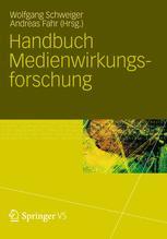Handbuch Medienwirkungsforschung