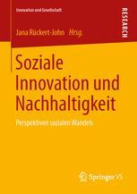 Soziale Innovation und Nachhaltigkeit
