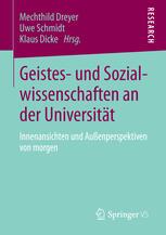 Geistes- und Sozialwissenschaften an der Universität