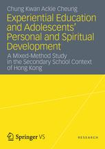 Experiential Education and Adolescents' Personal and Spiritual Development