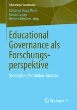 Educational Governance als Forschungsperspektive