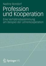 Profession und Kooperation