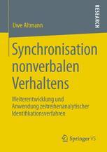 Synchronisation nonverbalen Verhaltens
