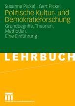 Politische Kultur- und Demokratieforschung