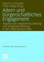 Altern und bürgerschaftliches Engagement