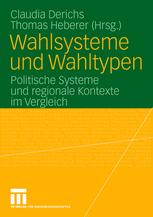 Wahlsysteme und Wahltypen