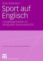 Sport auf Englisch