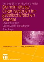 Gemeinnützige Organisationen im gesellschaftlichen Wandel