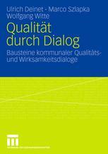 Qualität durch Dialog