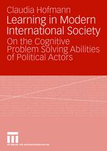 Learning in Modern International Society