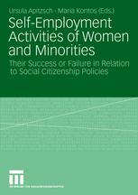 Self-Employment Activities of Women and Minorities