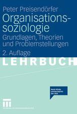 Organisationssoziologie