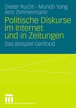 Politische Diskurse im Internet und in Zeitungen