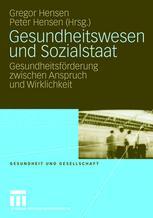 Gesundheitswesen und Sozialstaat