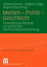 Medien — Politik — Geschlecht