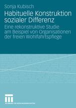 Habituelle Konstruktion sozialer Differenz