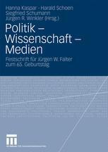 Politik – Wissenschaft – Medien