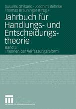 Jahrbuch für Handlungs- und Entscheidungstheorie