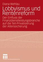 Lobbyismus und Rentenreform