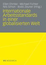 Internationale Arbeitsstandards in einer globalisierten Welt