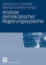 Analyse demokratischer Regierungssysteme