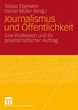 Journalismus und Öffentlichkeit