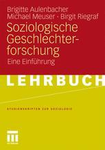 Soziologische Geschlechterforschung