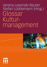 Glossar Kulturmanagement