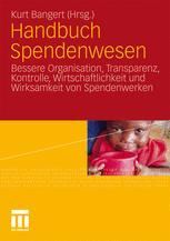 Handbuch Spendenwesen