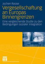 Vergesellschaftung an Europas Binnengrenzen