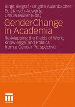 GenderChange in Academia