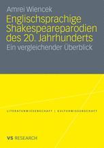Englischsprachige Shakespeareparodien des 20. Jahrhunderts