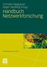 Handbuch Netzwerkforschung