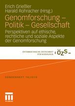 Genomforschung – Politik – Gesellschaft