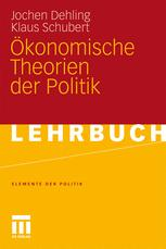 Ökonomische Theorien der Politik