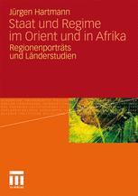 Staat und Regime im Orient und in Afrika