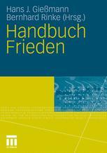 Handbuch Frieden