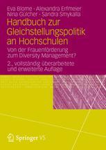 Handbuch zur Gleichstellungspolitik an Hochschulen