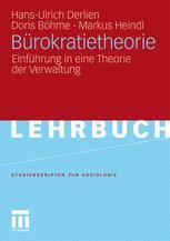 Bürokratietheorie