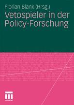 Vetospieler in der Policy-Forschung