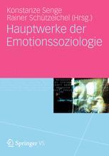 Hauptwerke der Emotionssoziologie