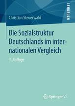 Die Sozialstruktur Deutschlands im internationalen Vergleich