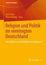 Religion und Politik im vereinigten Deutschland