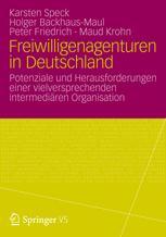 Freiwilligenagenturen in Deutschland
