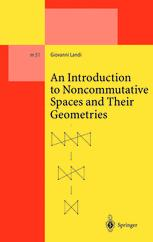 An Introduction to Noncommutative Spaces and their Geometries