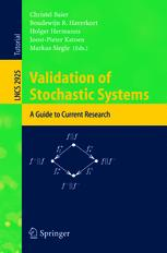Validation of Stochastic Systems