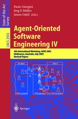 Agent-Oriented Software Engineering IV